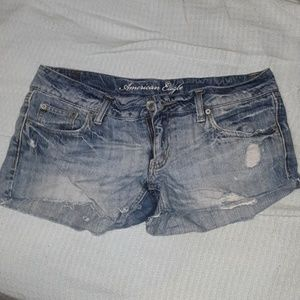 American eagle outfitters denim Shorts.